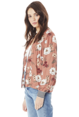 Saltwater Luxe Saltwater Luxe The Lolo Bomber Floral Jckt W'20