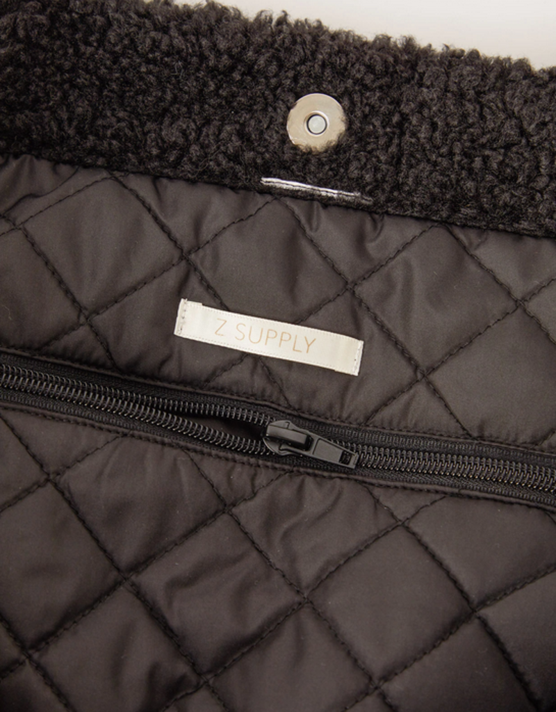 ZSUPPLY Z Supply Overnight Sherpa Bag