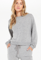 ZSUPPLY Z Supply Noa Marled L/S Top