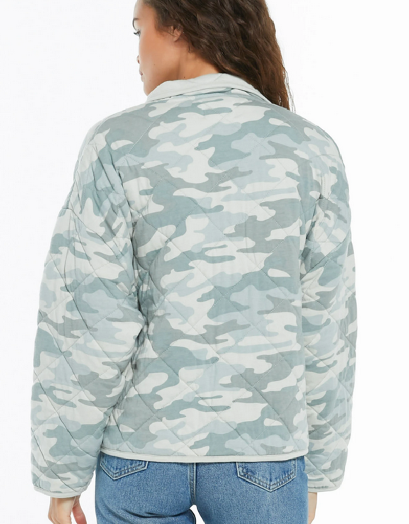 ZSUPPLY Z Supply Jacket The Quilted Maya