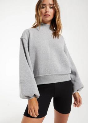 ZSUPPLY Z Supply Pullover Skylar Mock Neck 1'21