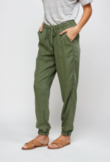 Thread and Supply CABIN Serena Joggers w/ Elastic Waist & Cuff
