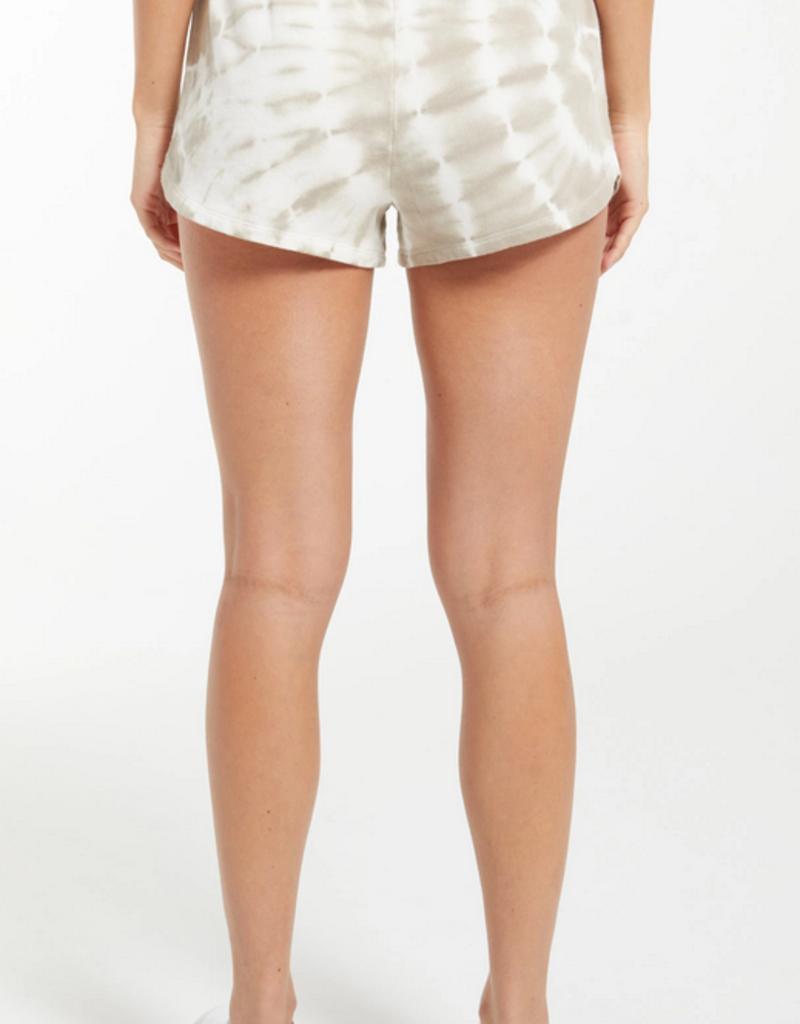 ZSUPPLY Z Supply Shorts Sadie Spiral Tie-Dye