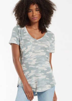 ZSUPPLY Z Supply Tee The Camo Pocket Tee