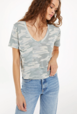 ZSUPPLY Z Supply Tee Camo Classic Skimmer