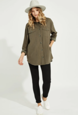 GENTLE FAWN Gentle Fawn Jacket Guide Button Up 1'21