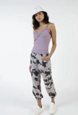 Sadie & Sage 'Fruitloop' Cami Adjustable w/ Ruffle & Tie Detail