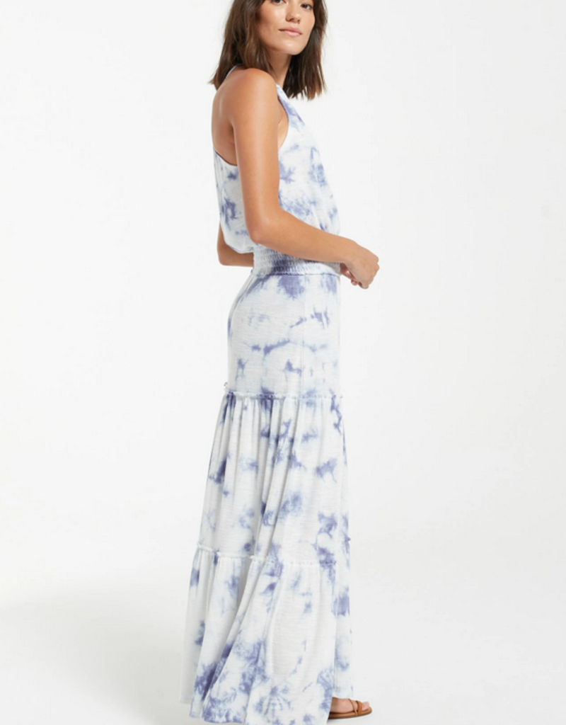 ZSUPPLY Z Supply Dress Beverly Tie Dye Ribbed