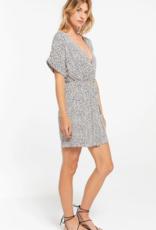 ZSUPPLY Z Supply Torre Leopard Mini Dress