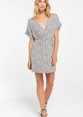 ZSUPPLY Z Supply Torre Leopard Mini Dress