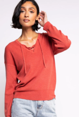 PINK MARTINI Pink Martini Tie The Knot Sweater