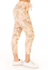 Dex Jogger Printed Faded Palm