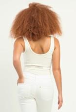 DEX Dex Giselle Basic Ribbed Bodysuit