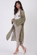 DEX Dex Serena L/Slv Open Superfine Knit Cardi