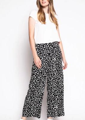 PINK MARTINI Pink Martini Trouser The Polka Pant Wide Leg