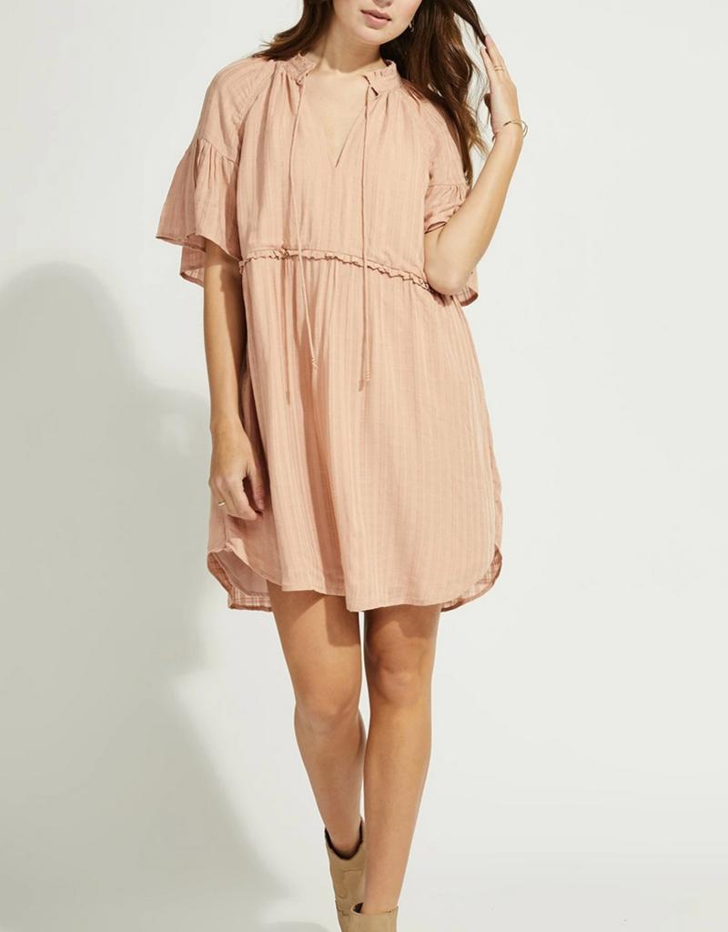 GENTLE FAWN Gentle Fawn Dress Mavis Mini w/ Ruffle Details