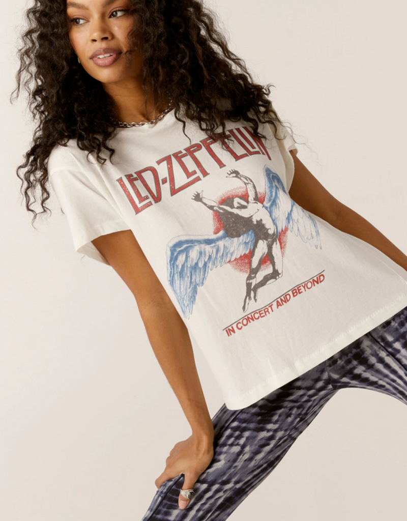 Daydreamer Daydreamer Led Zeppelin 'In Conert & Beyond' Tour Tee