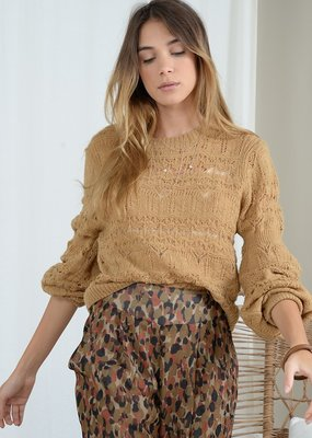 Molly Bracken Molly Bracken Sweater Olivia L/Slv Light Knit