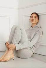 DÈLUC DÈLUC Jogger Nikki Ribbed Elastic Waist & Cuff