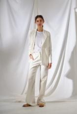 DÈLUC DÈLUC Blazer Grace Linen Blend Single Button