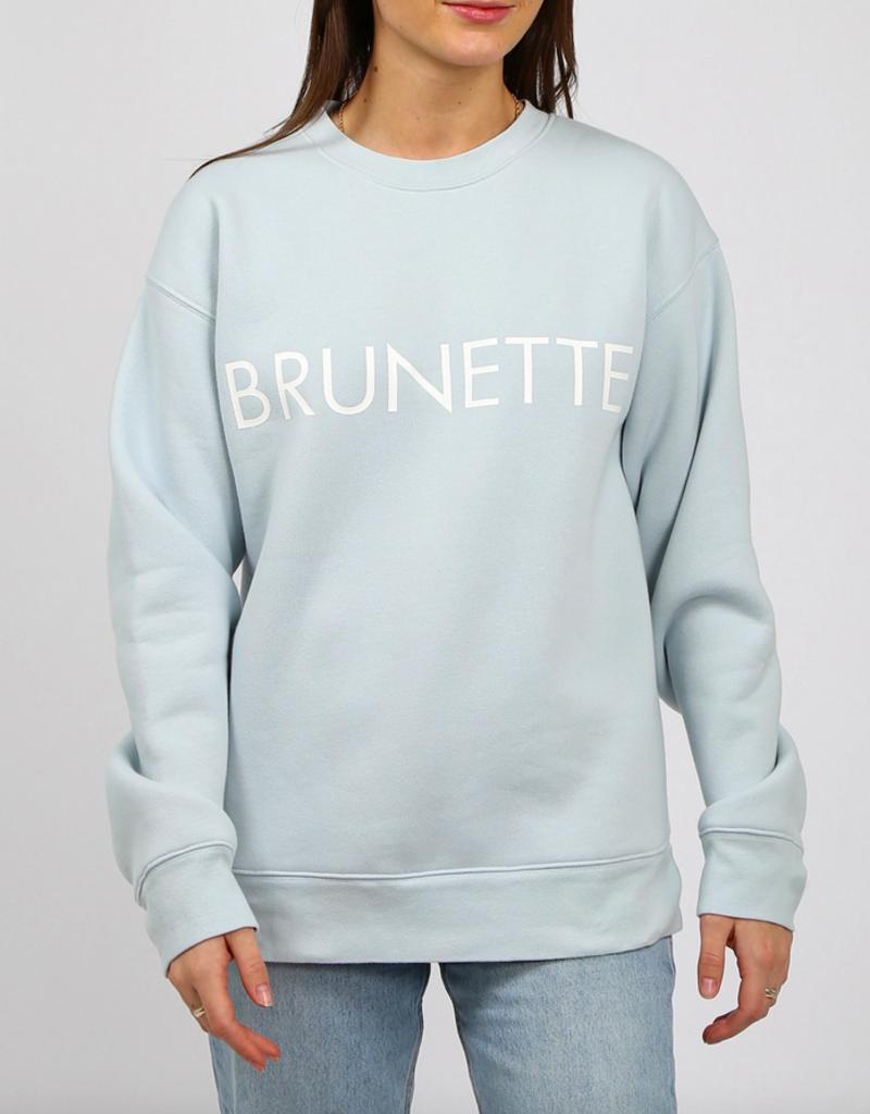 BRUNETTE BRUNETTE 'Brunette' Core Crew