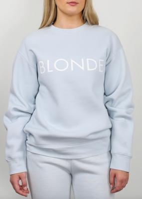 BRUNETTE BRUNETTE 'Blonde' Core Crew