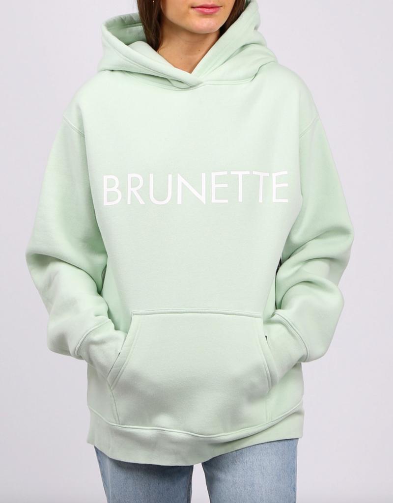 BRUNETTE BRUNETTE 'Brunette' Core Hoodie
