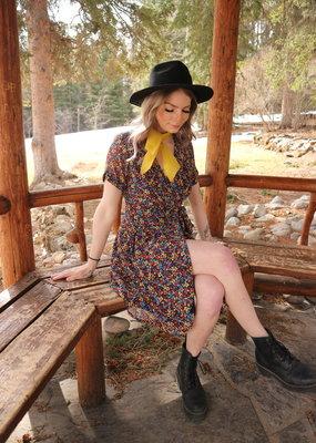Molly Bracken Molly Bracken Dress Daphine Wrap Mini