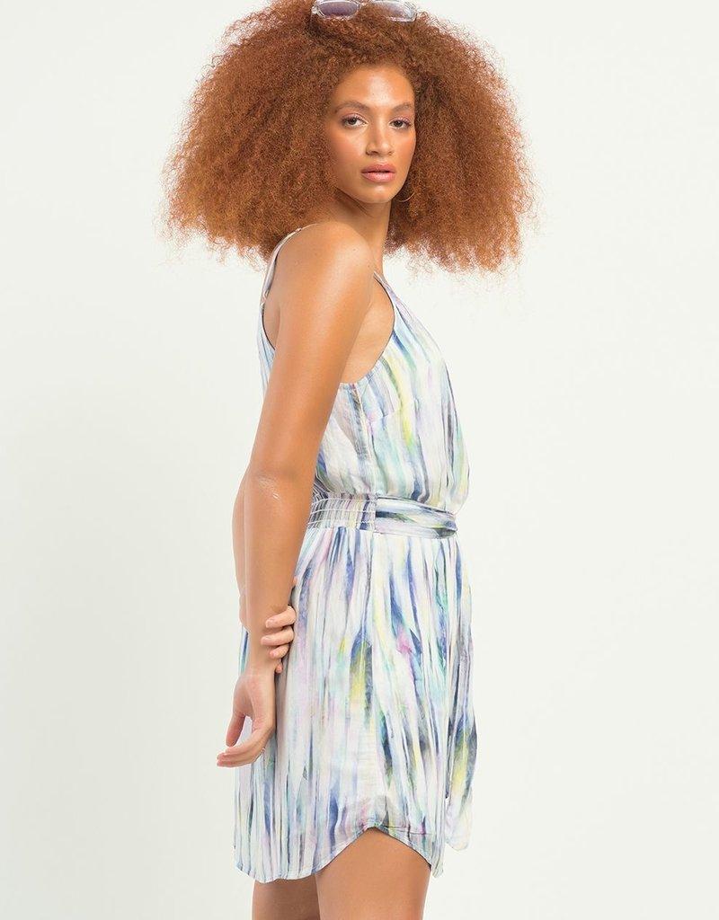 DEX Dex Dress Zara Strappy Mini w/ Belt