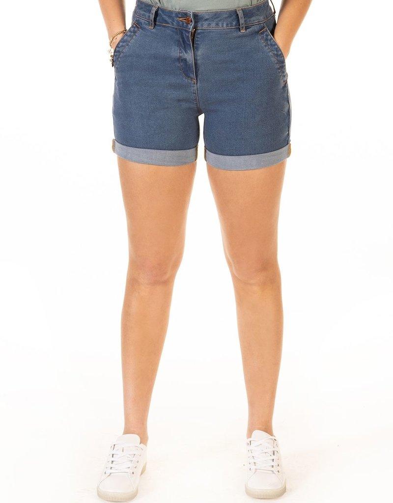DEX Dex Liv High Waisted Mom Fit Shorts