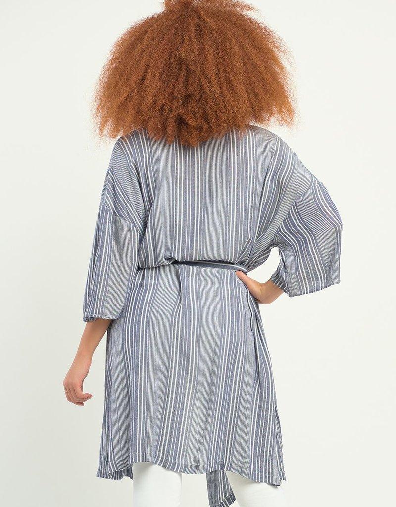 DEX Dex Kimono Kimber 3/4 Slv w/ Belt