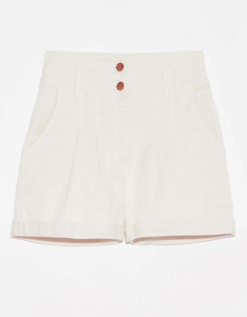 DÈLUC DÈLUC Shorts Isabella High Waisted w/ Pleats