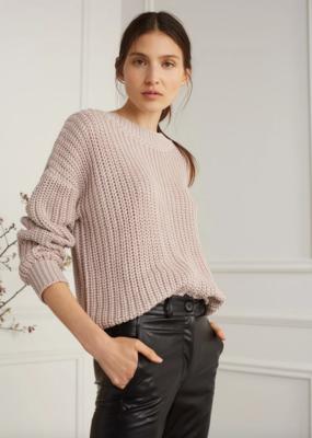 DÈLUC DÈLUC Sweater Alexandra Chunky Knit Crew Neck P/O