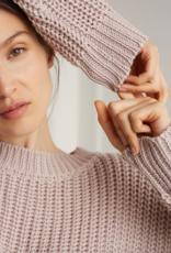DÈLUC DÈLUC Sweater ADÈLUC Sweater Alexandra Chunky Knit Crew Neck P/Olexandra Chunky Knit Crew Neck P/O
