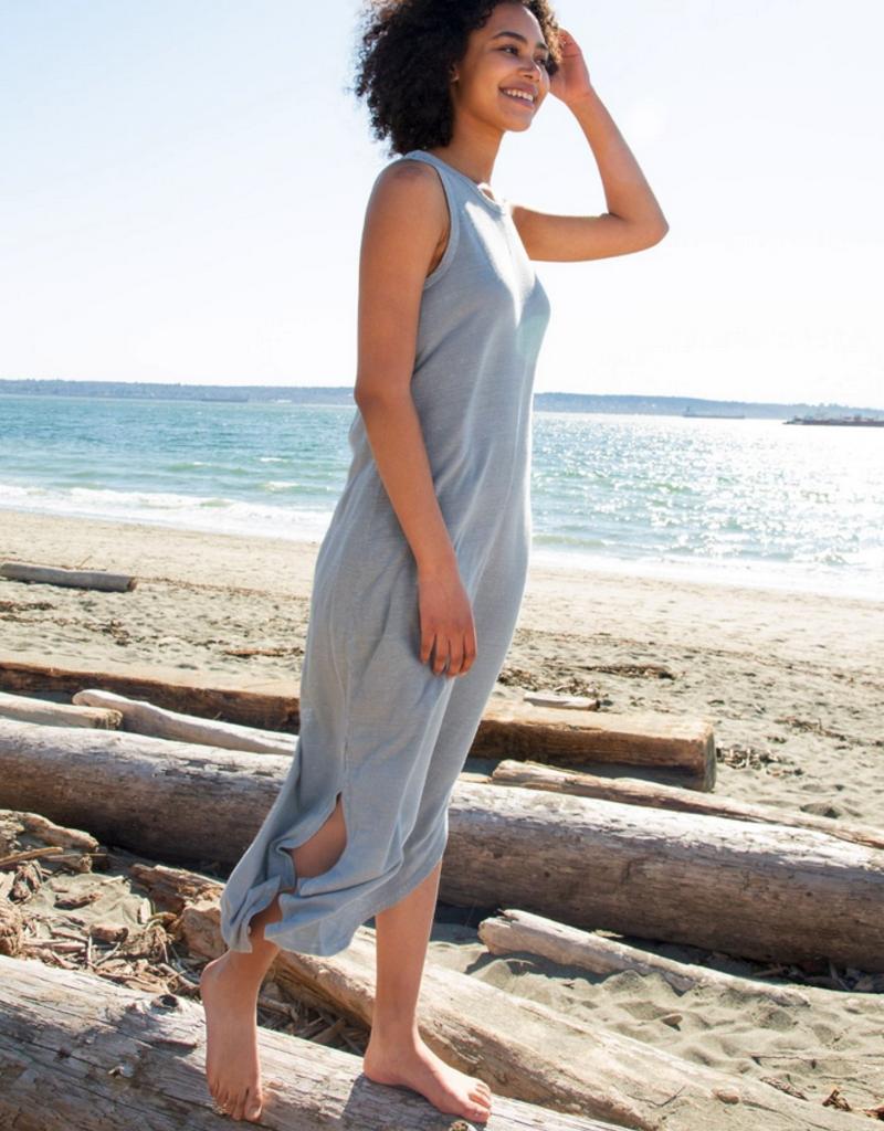 Thread and Supply CABIN Napa Slv/Less Maxi Dress