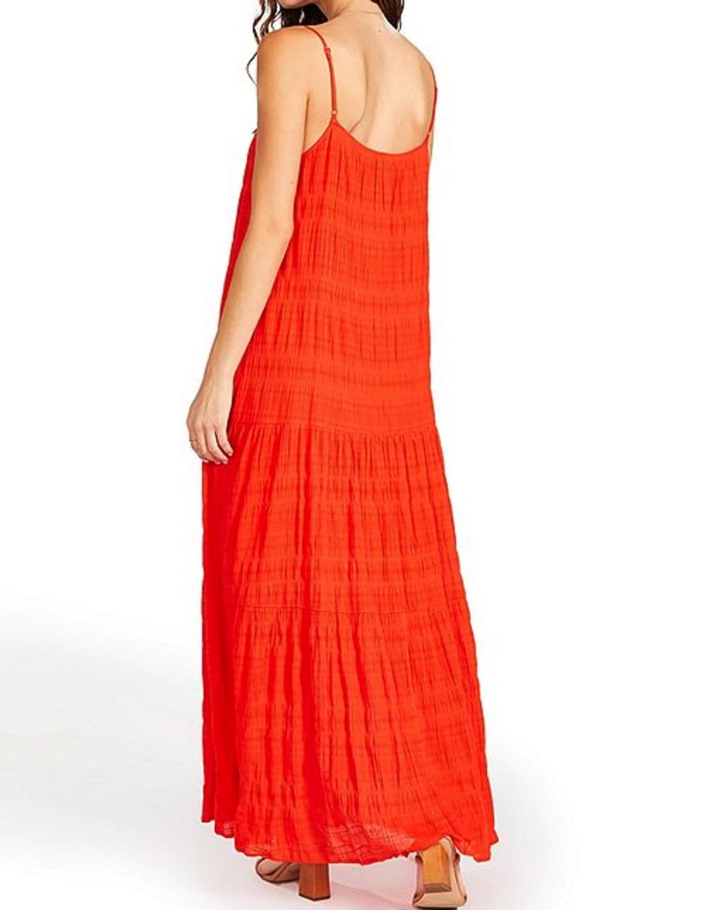 BB DAKOTA BB Dakota Dress Roman Holiday Strappy Maxi
