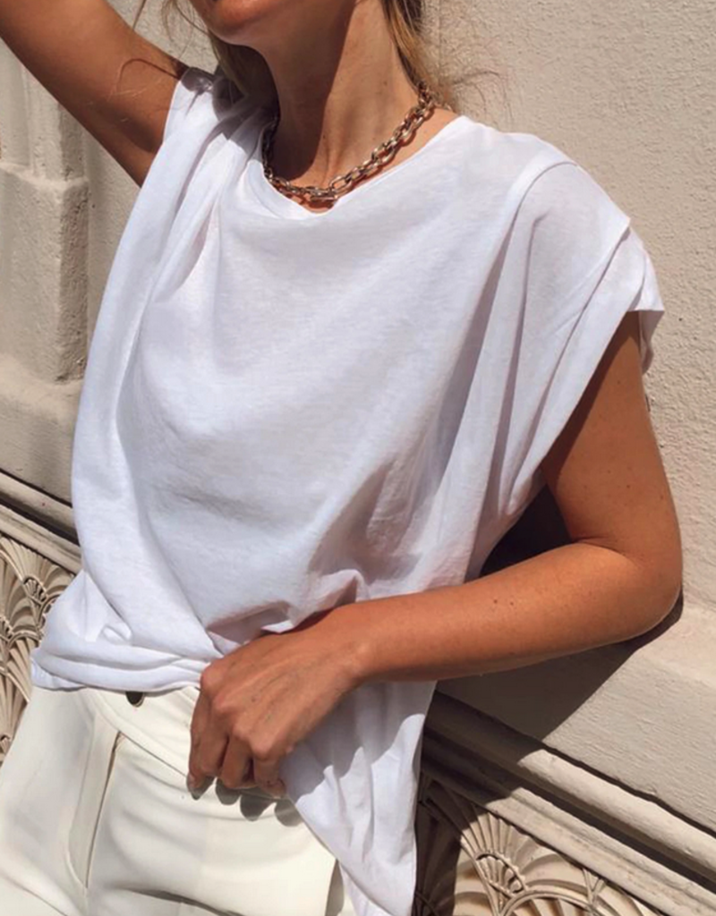 DÈLUC Deluc Tee The Kendall S/Slv