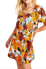 """BB DAKOTA BB Dakota Dress """"Vacay Mood"""" Off Shoulder Mini"""