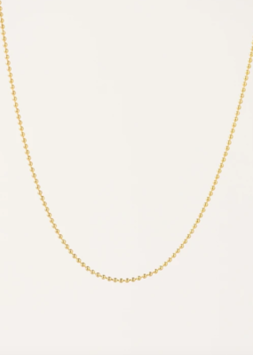 Lovers Tempo Lovers Tempo Ball Chain Necklace