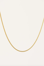 Lovers Tempo Lovers Tempo Box Chain Necklace
