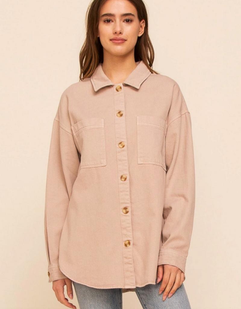 "Thread and Supply Thread & Supply Jacket ""Fletcher"" Button Up"