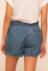 "Thread and Supply Thread & Supply Shorts ""South Coast"" Paperbag Denim"
