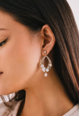 Lovers Tempo Lovers Tempo Flora Deco Drop Earrings