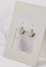 Lovers Tempo Desi Hoop Earrings
