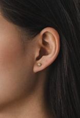Lovers Tempo Lovers Tempo Swarovski Mini Post Earrings