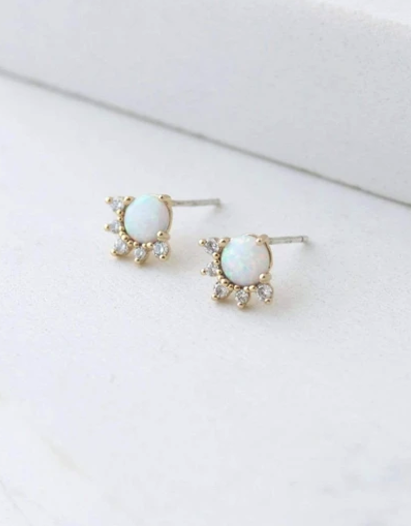 Lovers Tempo Lovers Tempo Juno Studs Earrings
