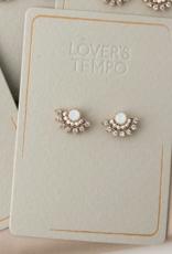 Lovers Tempo Lovers Tempo Nico Fan Earrings