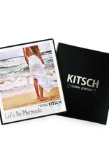 Kitsch Kitsch Necklace/Earring Box Set Let's Be Mermaids