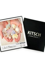 Kitsch Kitsch Necklace/Earring Box Set Collect Memories Seashell