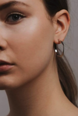 Lovers Tempo Lovers Tempo Taylor Twist Hoop Earrings